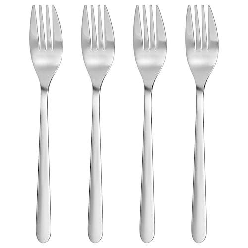 弗隆夫特 叉子 不锈钢 19 厘米 4 件