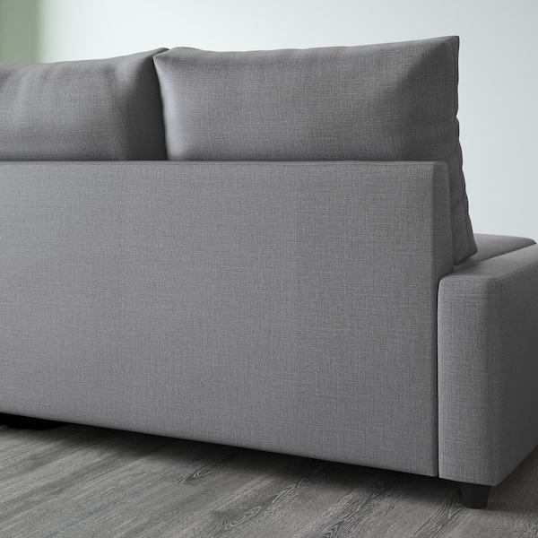 弗瑞顿 转角沙发床带储物 斯科特伯 深灰色 230 厘米 151 厘米 66 厘米 140 厘米 204 厘米