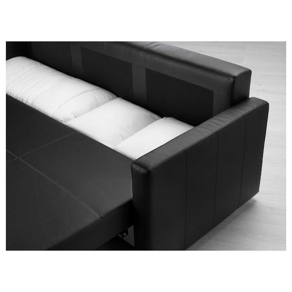 FRIHETEN 弗瑞顿 三人沙发床, 邦斯塔 黑色