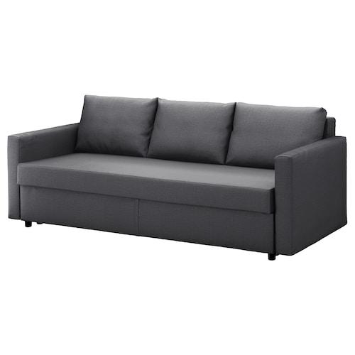 弗瑞顿 三人沙发床 斯科特伯 深灰色 225 厘米 105 厘米 83 厘米 61 厘米 46 厘米 144 厘米 199 厘米