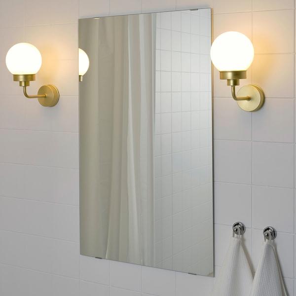 弗利荷 壁灯 黄铜色 5.3 瓦特 23.0 厘米 26.5 厘米 14 厘米