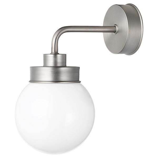弗利荷 壁灯 不锈钢色 5.3 瓦特 23.0 厘米 26.5 厘米 14 厘米