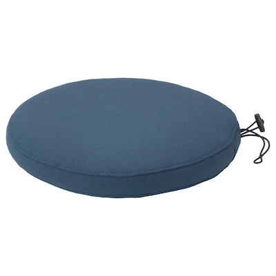 FRÖSÖN 福勒森 椅垫套, 户外产品 蓝色, 35 厘米