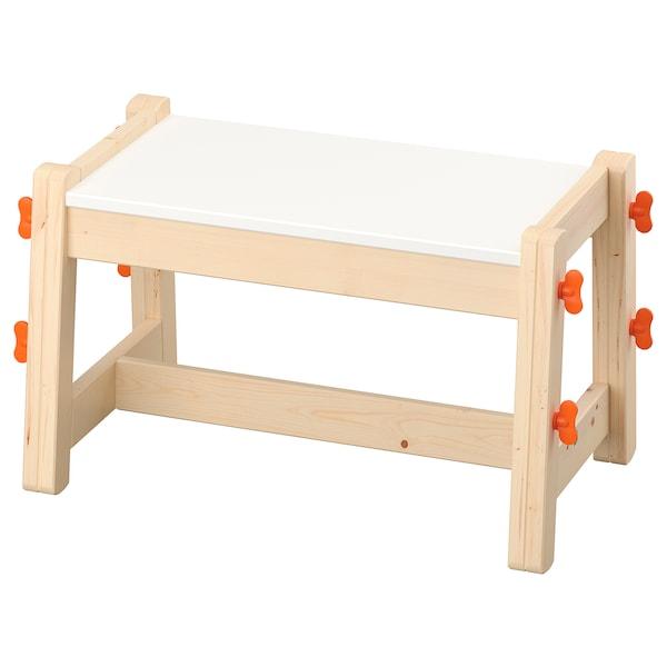 福丽萨特 儿童长凳, 可调节