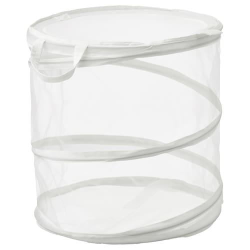 菲伦 洗衣篮 白色 50 厘米 45 厘米 79 公升