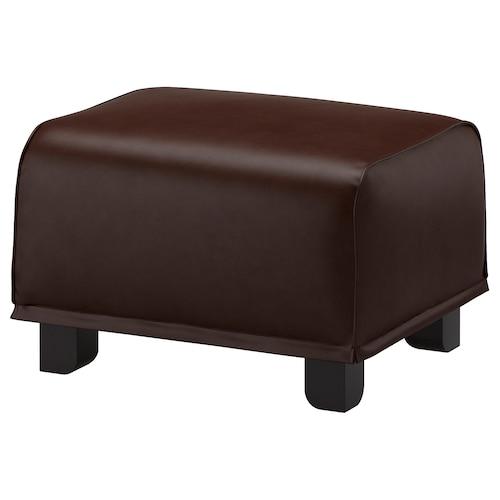 格罗恩里德 脚凳, 金斯托 深褐色