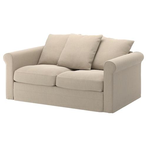 格罗恩里德 双人沙发, 斯波达 自然色