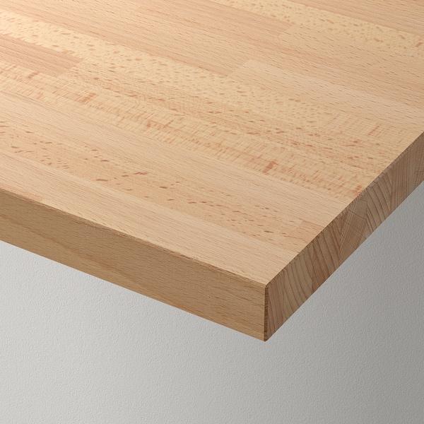 GERTON 杰顿 桌面, 山毛榉, 155x75 厘米