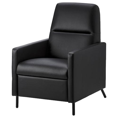 基斯塔 躺椅 邦斯塔 黑色 66 厘米 84 厘米 96 厘米 53 厘米 54 厘米 47 厘米