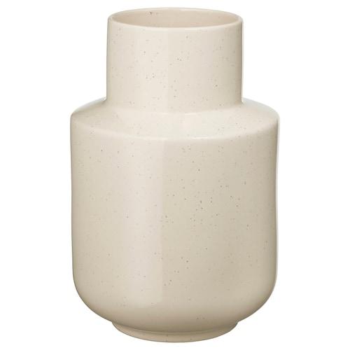 格拉维斯 花瓶 米黄色 24 厘米