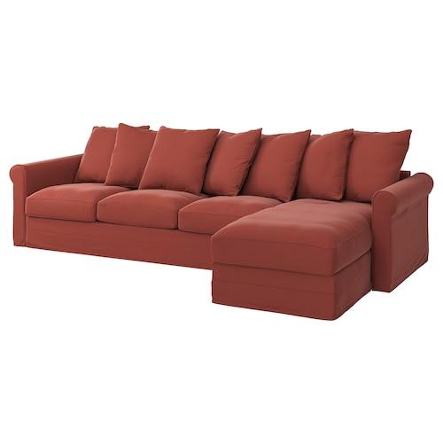 格罗恩里德 四人沙发 带贵妃椅/利恩金 淡红色 104 厘米 68 厘米 164 厘米 328 厘米 98 厘米 126 厘米 7 厘米 18 厘米 68 厘米 292 厘米 60 厘米 49 厘米