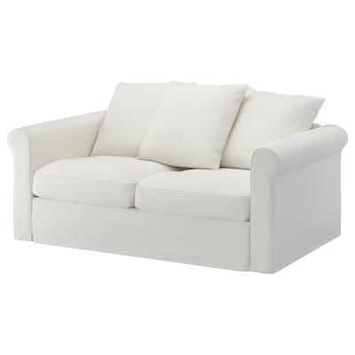 GRÖNLID 格罗恩里德 双人沙发, 格雷伯 白色
