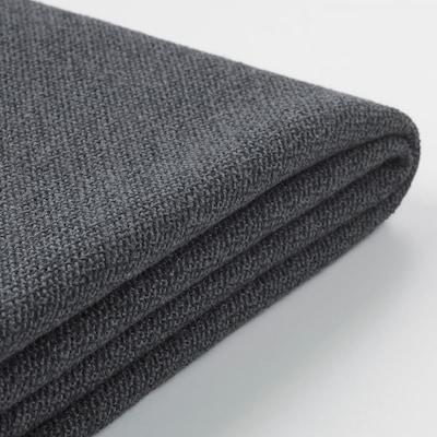 GRÖNLID 格罗恩里德 转角沙发套, 斯波达 深灰色