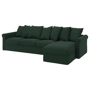 套: 带贵妃椅/塔米拉 深绿色.