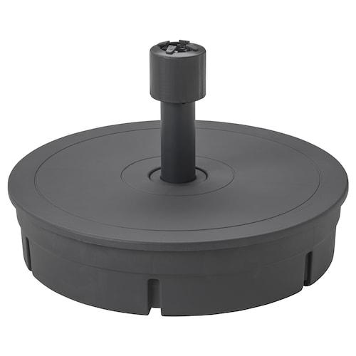 格莱特 阳伞底座 深灰色 41 厘米 60 厘米 50 毫米 30 毫米