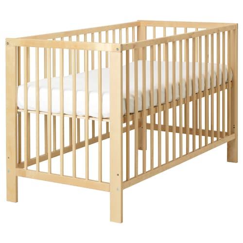 古利福 婴儿床 桦木 123 厘米 66 厘米 80 厘米 60 厘米 120 厘米 20 公斤