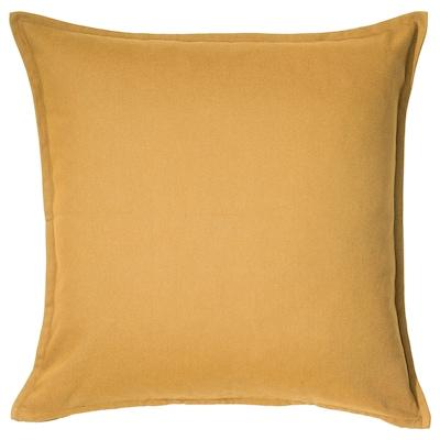 GURLI 格尔利 垫套, 金黄色, 50x50 厘米