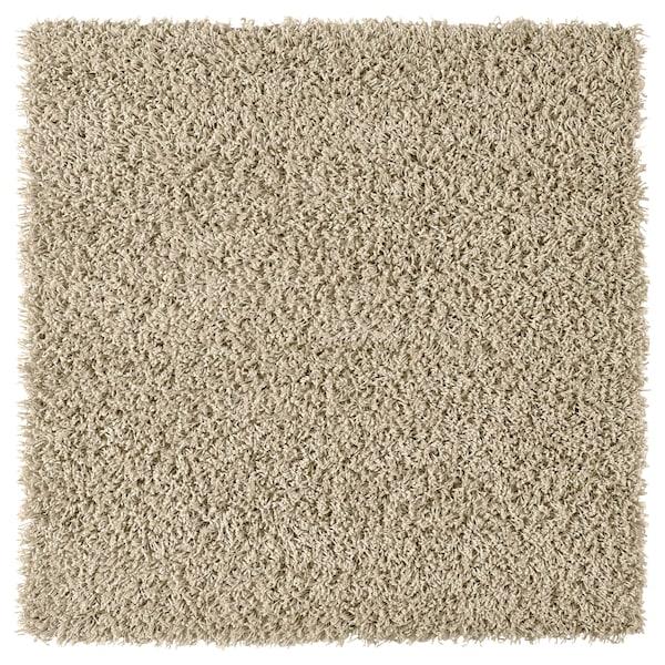 翰蓬 长绒地毯 米黄色 80 厘米 80 厘米 12 毫米 0.64 平方米 2050 克/平方米 750 克/平方米 8 毫米 30 毫米