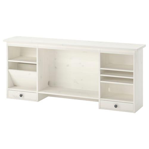 汉尼斯 书桌拼接件, 白色漆, 152x63 厘米