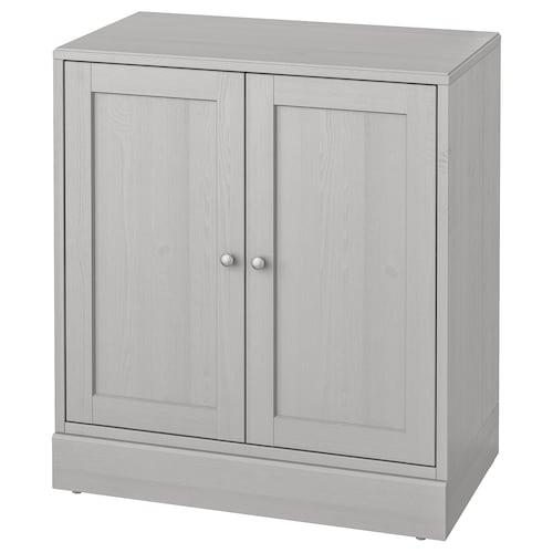海思塔 柜附踢脚板 灰色 81 厘米 47 厘米 89 厘米 31 公斤