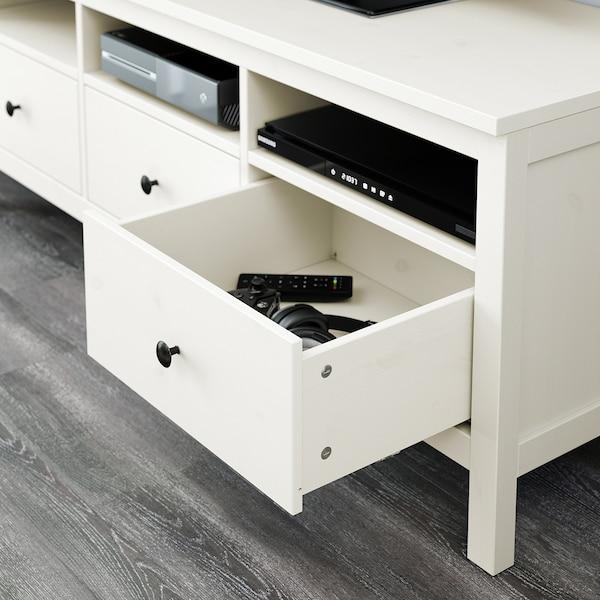 汉尼斯 电视柜 白色漆 183 厘米 47 厘米 57 厘米 50 公斤