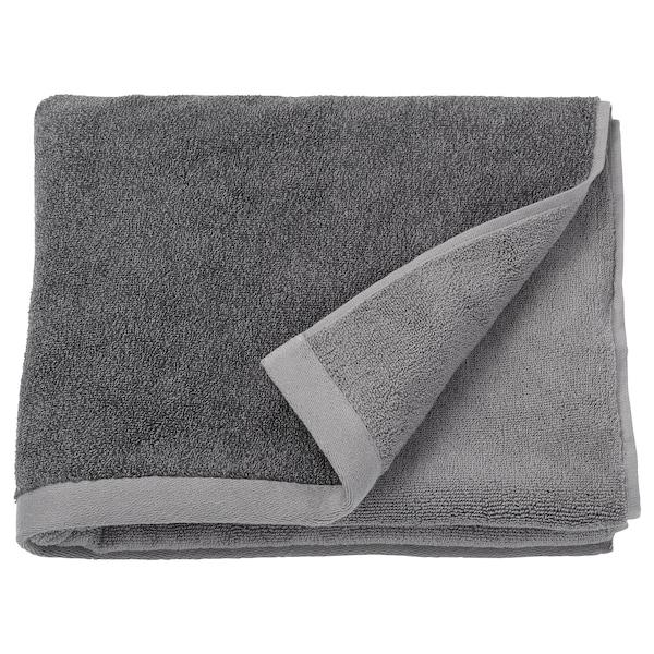 希姆雷奥 浴巾 深灰色/混合物 500 克/平方米 140 厘米 70 厘米 0.98 平方米