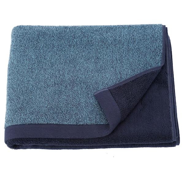 希姆雷奥 浴巾 深蓝色/混合物 500 克/平方米 140 厘米 70 厘米 0.98 平方米