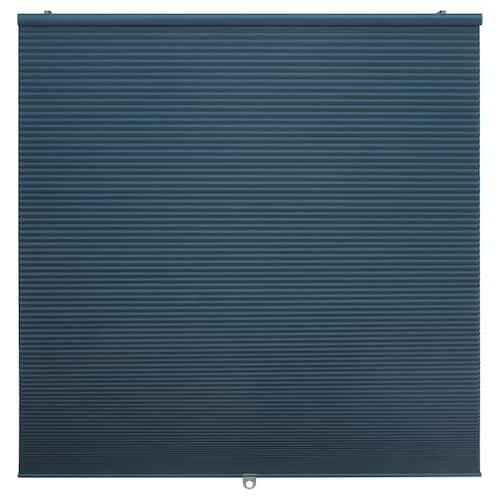 霍普沃 六边形百叶帘 蓝色 155 厘米 80 厘米 1.24 平方米