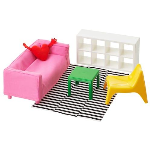 胡赛特 玩偶家具,客厅