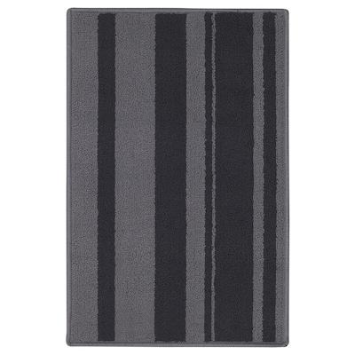 IBSTED 伊布泰 门垫, 灰色, 40x60 厘米