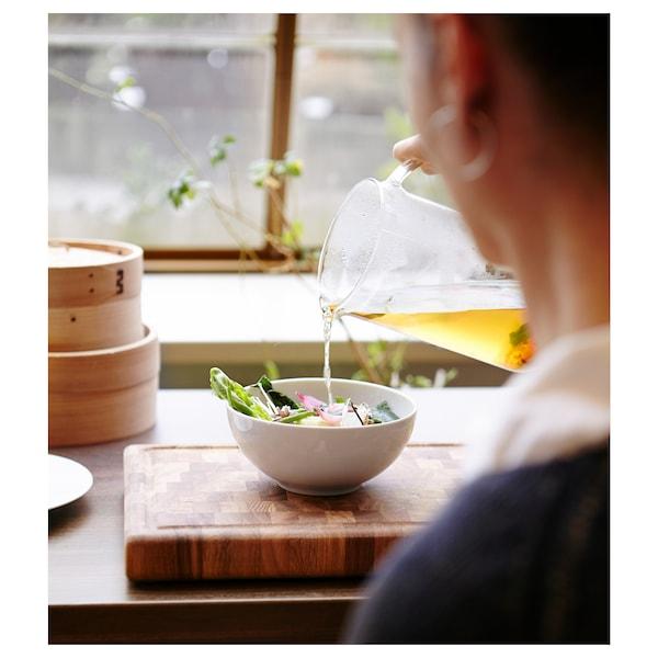 IKEA 365+ 碗 弧线型 白色 7 厘米 16 厘米