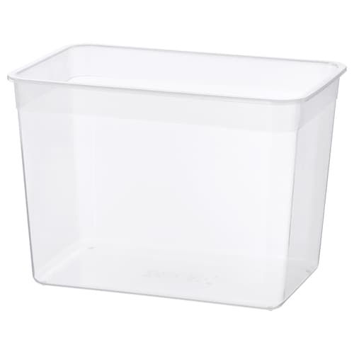IKEA 365+ 食品盒 L 长方形/塑料 32 厘米 21 厘米 22 厘米 10.6 公升