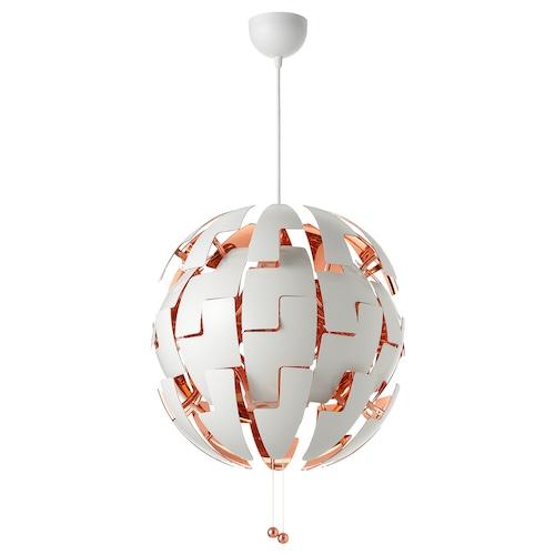 IKEA PS 2014 吊灯, 白色/古铜色, 52 厘米