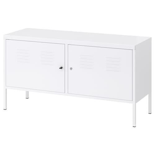 IKEA PS 储物柜 白色 119 厘米 40 厘米 63 厘米 60 公斤 20 公斤