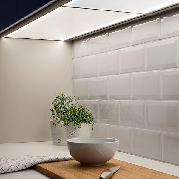 IRSTA 俄斯达 LED台面照明条, 乳白色, 80 厘米