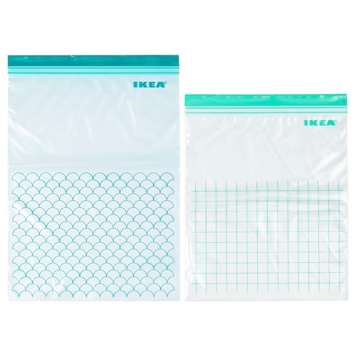 IKEA 艾斯塔 密封袋
