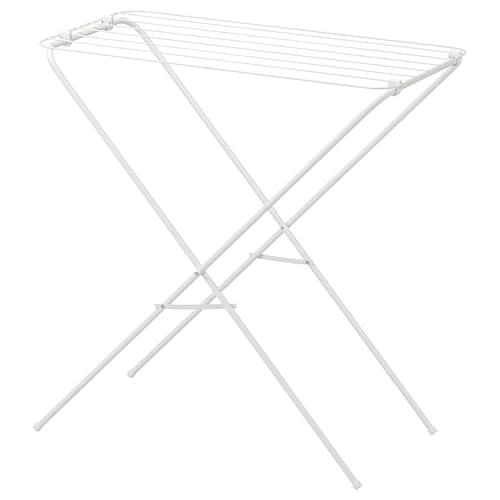 加尔 晾衣架,室内/户外 白色 79 厘米 40 厘米 82 厘米
