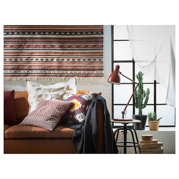 JOFRID 尤弗里德 休闲毯, 深蓝灰色, 150x200 厘米