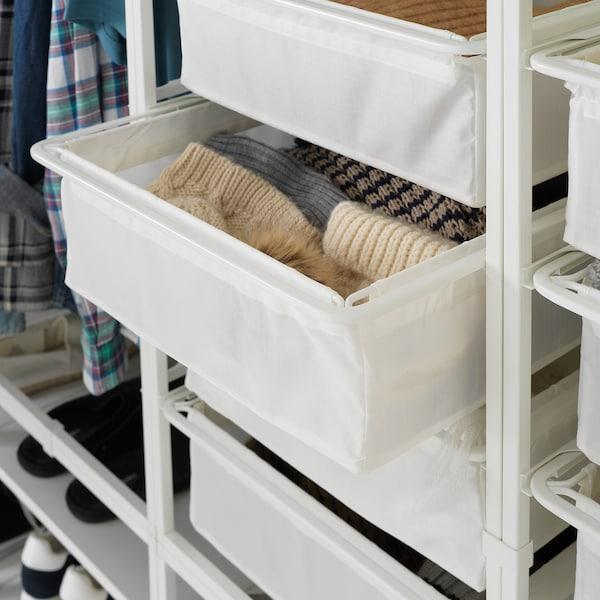 尤纳赛尔 框架带纺织品篮 50 厘米 51 厘米 70 厘米
