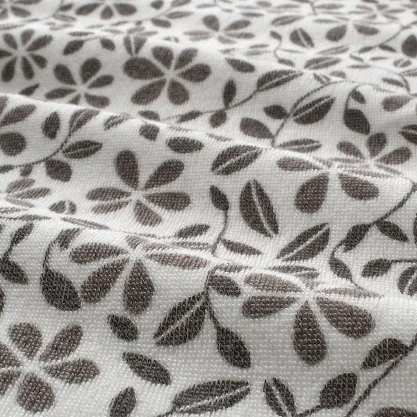 尤福布罗 毛巾 白色/灰色 400 克/平方米 70 厘米 40 厘米 0.28 平方米