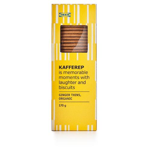 IKEA KAFFEREP 薄片生姜饼干