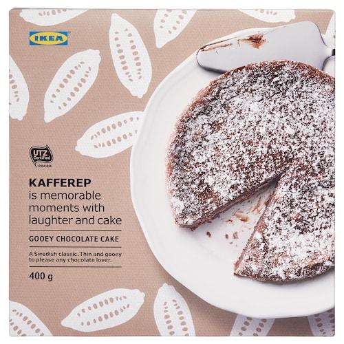 KAFFEREP 瑞典巧克力蛋糕 冷冻/UTZ认证 400 克