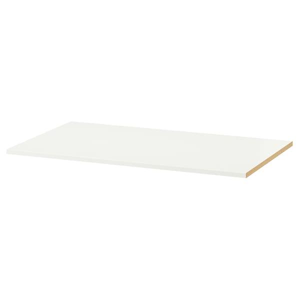 康普蒙 搁板, 白色, 100x58 厘米