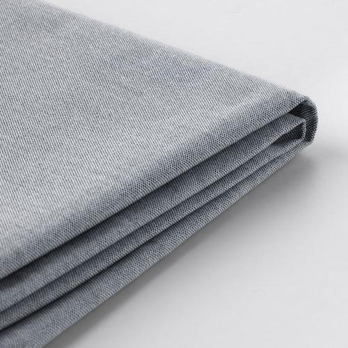 卡斯塔 三人沙发套 基尼萨 淡灰色