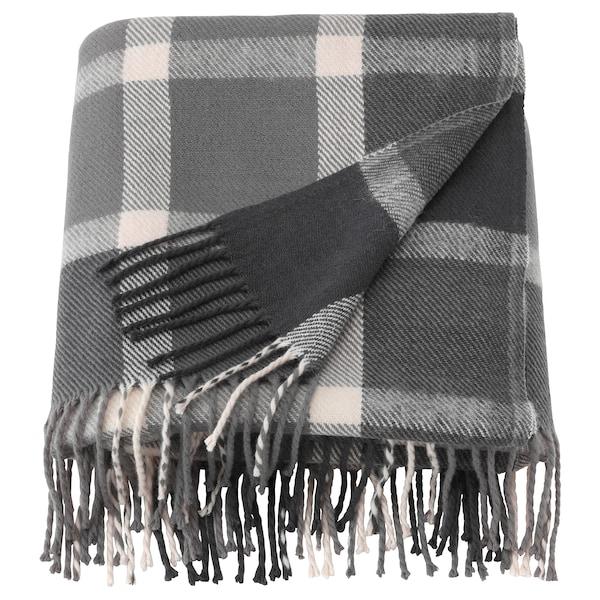 KAVELDUN 卡夫丹 休闲毯, 灰色/灰白, 130x180 厘米