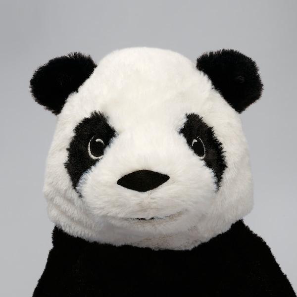 克拉格 毛绒玩具, 白色/黑色