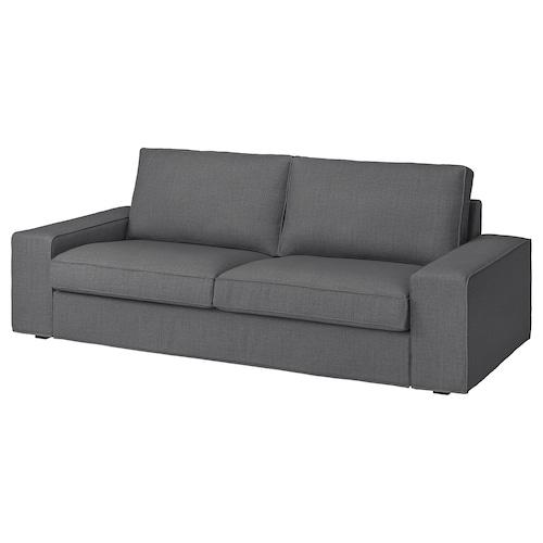 奇维 三人沙发 斯科特伯 深灰色 228 厘米 95 厘米 83 厘米 180 厘米 45 厘米