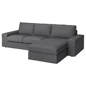 套: 带贵妃椅/斯科特伯 深灰色.
