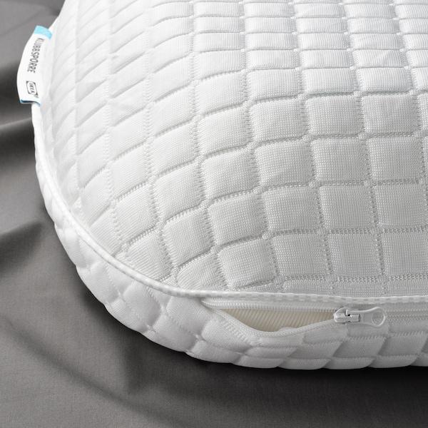KLUBBSPORRE 克鲁布斯珀勒 人体工学枕,多种睡姿, 41x70 厘米