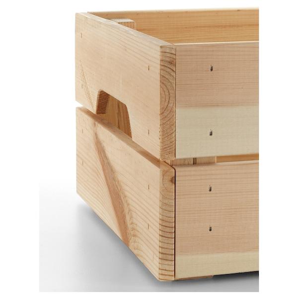 卡纳格 盒 松木 23 厘米 31 厘米 15 厘米
